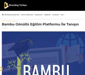 Branding Türkiye